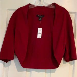 NWT shrug from White House Black Market